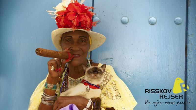 Farverige Cuba