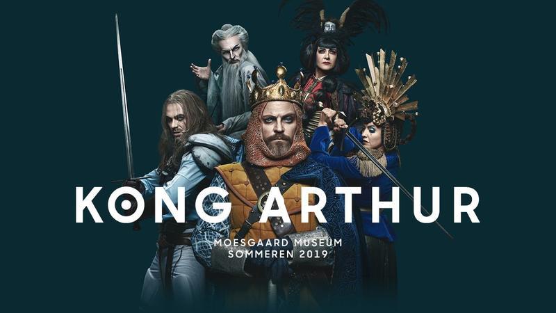 Kong Arthur - Eventyr i bredformat for hele familien