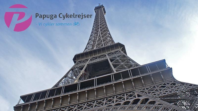 Cykeltur fra Danmark til Paris for den almindelige motionist - TEAM MIDT & NORDJYLLAND