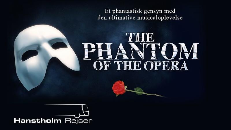 "Musical - ""The Phantom of The Opera"""