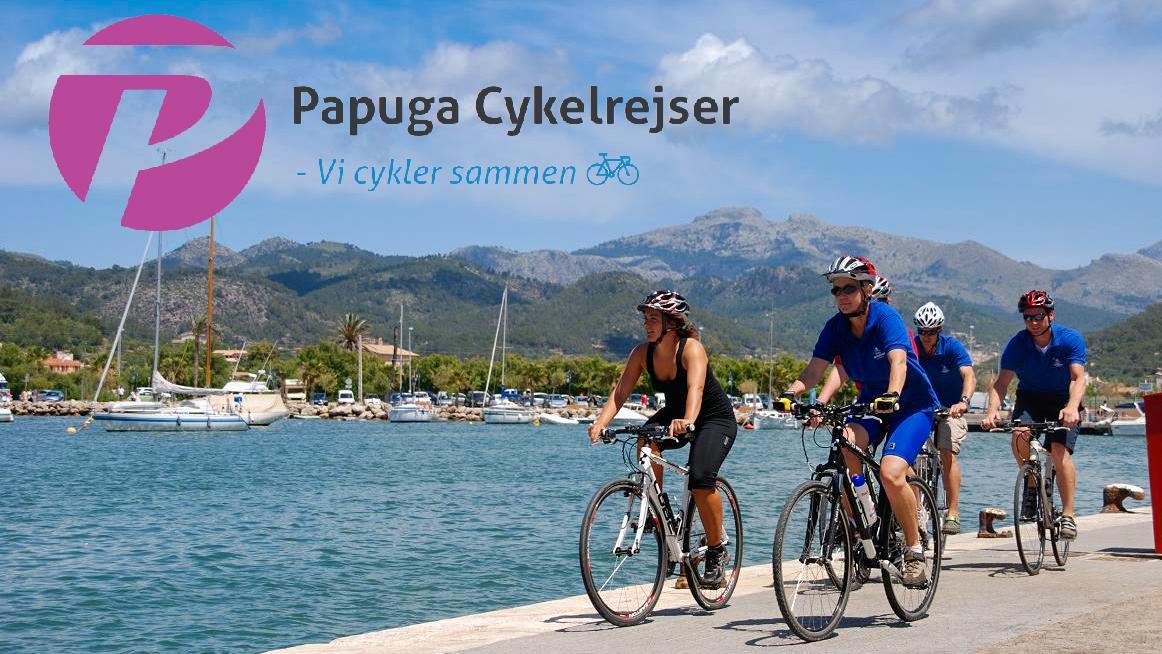 Mallorca på city bike & El-cykel