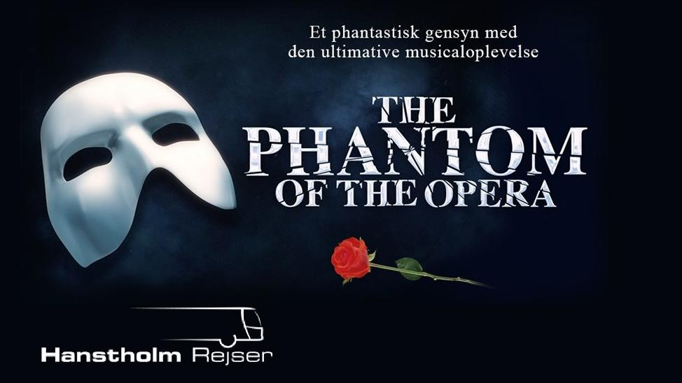 "Musical - ""The Phantom of The Opera"""