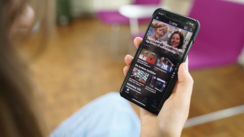 Med vores apps får du den fulde TV MIDTVEST oplevelse med artikler, nyhedsudsendelser og et væld af programmer og serier.